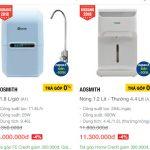 Nên mua máy lọc nước nào tại Nghệ An phù hợp với xu hướng năm 2019?