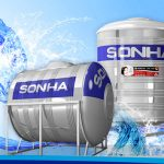 Dấu hiệu nhận biết bồn nước Sơn Hà chính hãng & điểm mua bán tại Vinh, Nghệ An