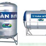 Có nên mua bồn nước INOX không? Cần lưu ý gì khi mua bồn nước?