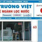 Công ty xử lý nước tại TP Vinh, Nghệ An- Hà Tĩnh chuyên nghiệp với giá rẻ nhất