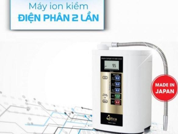 Mua máy lọc nước điện giải chon gia đình loại nào tốt? 3