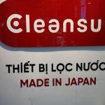 Bảng giá máy lọc nước Mitsubishi Cleansui tại Tp.Vinh, Nghệ An và Hà Tĩnh