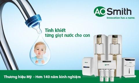 Mua máy lọc nước A. O. Smith: Chuẩn mực mới cho gia đình hiện đại 3