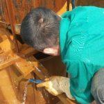 Hệ thống lọc nước giếng khoan bằng than hoạt tính tại Nghệ An và Hà Tĩnh