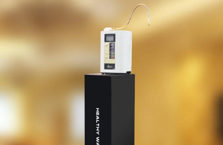 Máy lọc nước điện giải Atica thương hiệu mới đến từ Nhật Bản