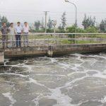 Xử lý nước thải KCN Nam Cấm- Nghệ An bảo vệ môi trường