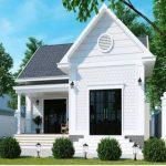 Top 10 mẫu nhà mặt phố đẹp với diện tích khoảng 100m2