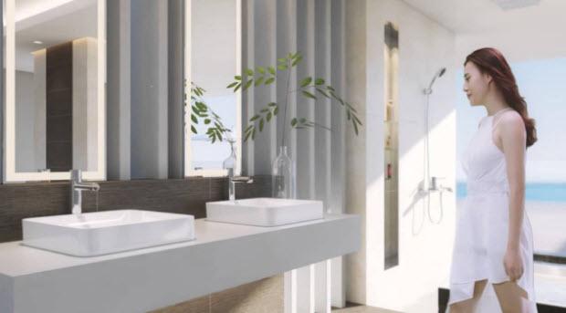 Báo giá combo trọn bộ thiết bị vệ sinh ở Vinh, Nghệ An giá ưu đãi, hàng chất lượng