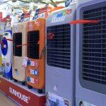 Giá quạt điều hòa ở Vinh tăng nhanh trong những ngày nắng nóng