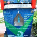 Hệ thống cây lọc nước thông minh sử dụng trí tuệ nhân tạo tại công viên Hà Nội