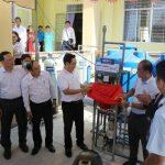 BIDV tặng 13.300 bồn chứa nước và 39 máy lọc nước ủng hộ ĐBSCL