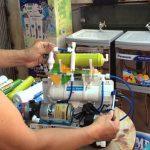 Quy trình sửa máy lọc nước tại TP Vinh, Nghệ An chính hãng