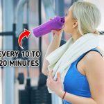 Nên uống nước vào thời điểm nào là tốt cho sức khỏe nhất