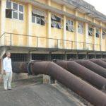 Trạm bơm chậm tiến độ, dân thiếu nước sản xuất